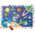 Detective Puzzle - In Space - 108 Pièces 0