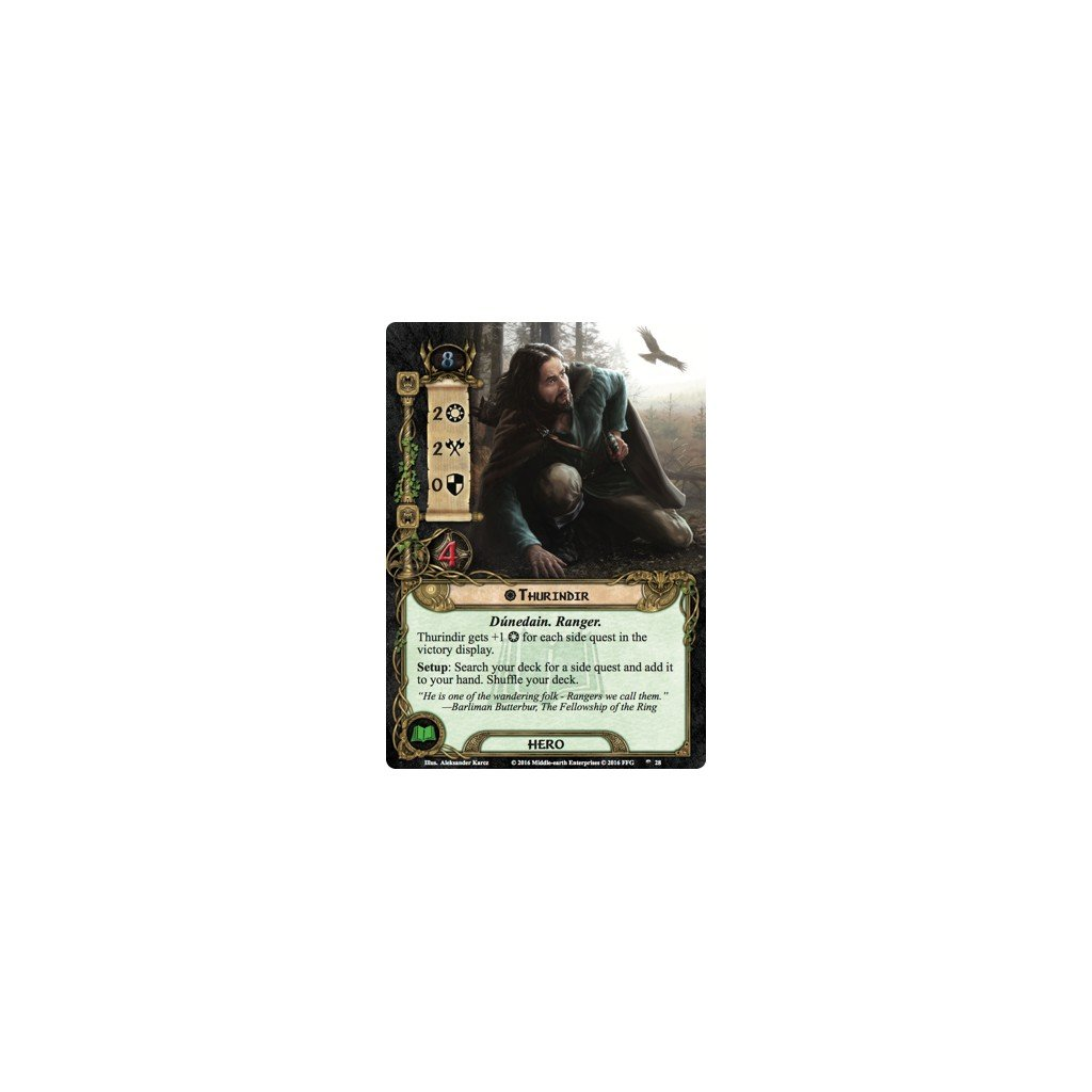 Lord Of The Rings Lcg Race Across Harad Boutique