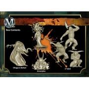 Malifaux 2nd Edition - An Oni's Wrath