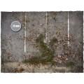 Terrain Mat PVC - Walking Dead City - 120x180 2