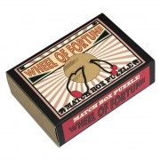 Matchbox Puzzle - Wheel of Fortune