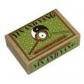 Matchbox Puzzle - Yin and Yang 0