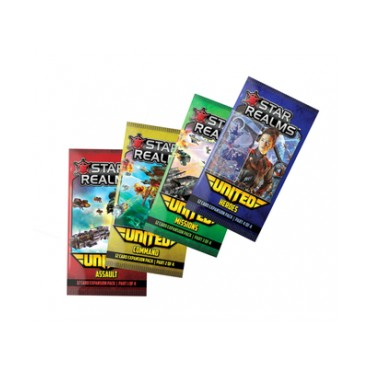 Star Realms - United Expansion Pack
