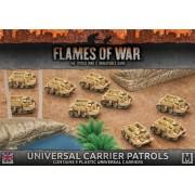 Universal Carrier Patrol