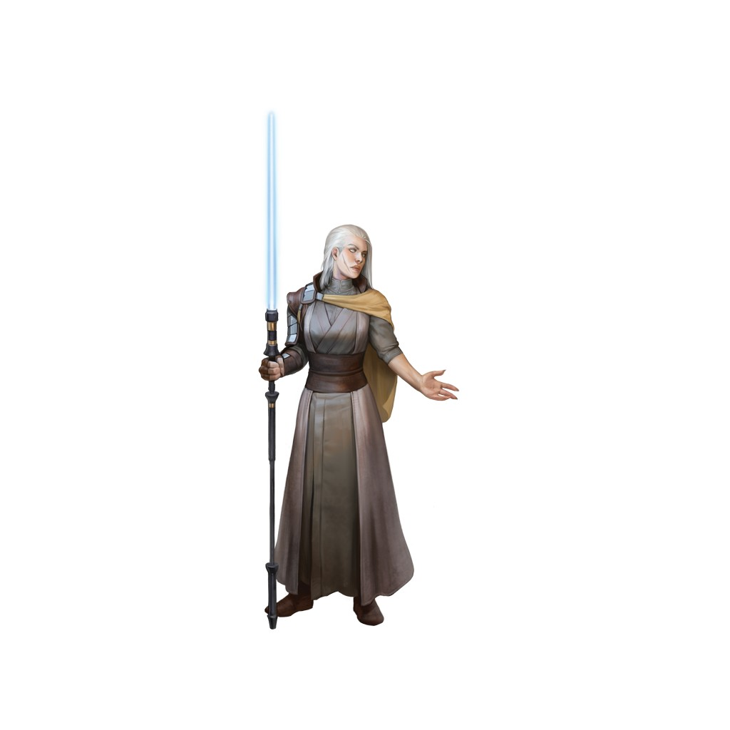 ENGLISH STAR WARS FORCE AND DESTINY RPG DISCIPLES OF HARMONY