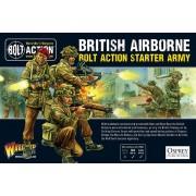 Bolt Action -  British Airborne Starter Army