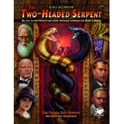 Call of Cthulhu 7th Ed - Pulp Cthulhu : The Two Headed Serpent pas cher