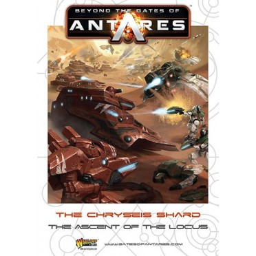 Antares - The Chryseis Shard – Ascent of the Locus