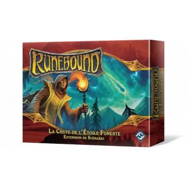 Runebound 3ème Édition VF -  La Chute de l'Étoile Funeste