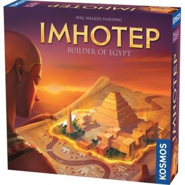 Imhotep (Anglais)