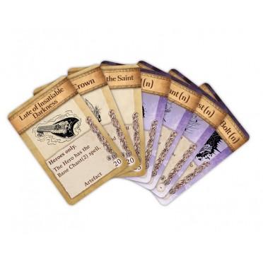 Kings of War - Artefact & Spell Cards