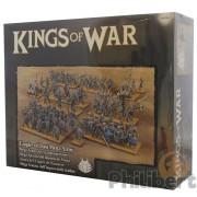 Kings of War - Mega Armée Empire de la Poussière