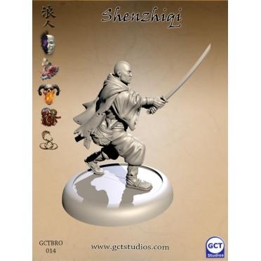 Bushido - Multi Factions - Shenzhiqi