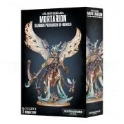 W40K : Death Guard - Mortarion Deamon Primarch of Nurgle