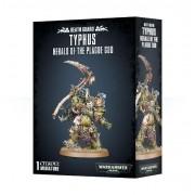 W40K : Death Guard - Typhus, Herald of the Plague God