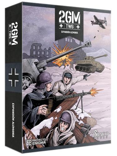 2GM Tactics - Germany Reinforcement Expansion