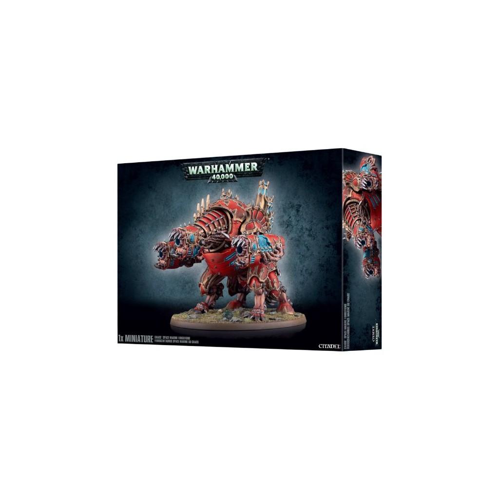 Warhammer 40000-Chaos-Ferrocentaurus//Ferrocerberus-Divers 4