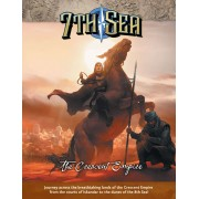Boite de 7th Sea 2nd Ed. - The Crescent Empire