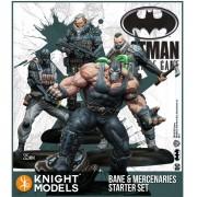 Batman - Bane and Mercenaries Starter Set