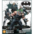 Batman - Bane and Mercenaries Starter Set 0