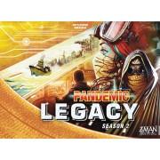 Pandemic Legacy - Season 2 - Yellow