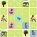 Petit Ours Brun – Mémo du Jardin 1