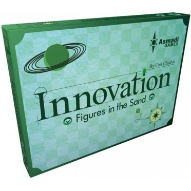 Innovation Third Edition - Figures in the Sand