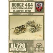 Dust - Dodge Light Truck - Command/Gun/Transport