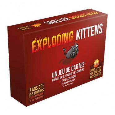 Exploding Kittens VF