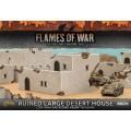 Ruined Large Desert House 0