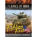 Fighting First Command Cards 0
