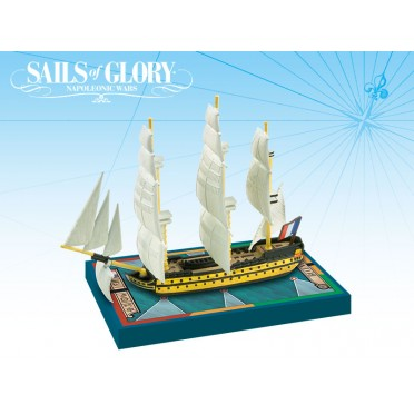 Sails of Glory -Bucentaure 1803 / Robuste 1806