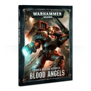 W40K : Codex - Adeptus Astartes Blood Angels 8ème Edition VF (Rigide)