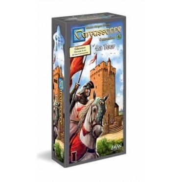 Carcassonne La tour