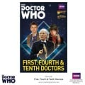 Doctor Who - First, Fourth and Tenth Doctors 0