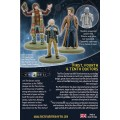 Doctor Who - First, Fourth and Tenth Doctors 1