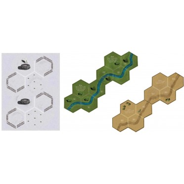 WWII Tank Leader - Terrain Tile Pack