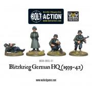 Bolt Action - Blitzkrieg German HQ (1939-42)