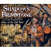 Shadows of Brimstone: Allies of the Old West Ally Pack