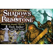 Shadows of Brimstone : Flesh Stalker and Flesh Drones Deluxe Enemy