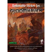 Gloomhaven : Removable Sticker Set