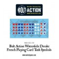 Bolt Action - French Vehicle Decals 1
