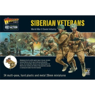 Bolt Action - Siberians Veterans