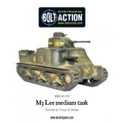 Bolt Action - M3 Lee Medium Tank