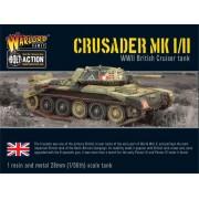 Bolt Action - Crusader MK I/II tank