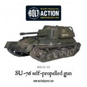 Bolt Action - SU-76M Assault Gun