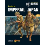 Bolt Action - Armies of Imperial Japan (Anglais)