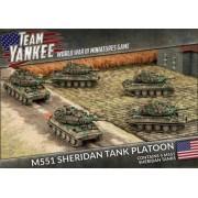 Team Yankee - M551 Sheridan Tank Platoon