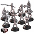 Wild West Exodus - Reaver Headhunters and Harriers 1