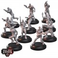 Wild West Exodus - Union Armoured Riflemenn and Guard 1